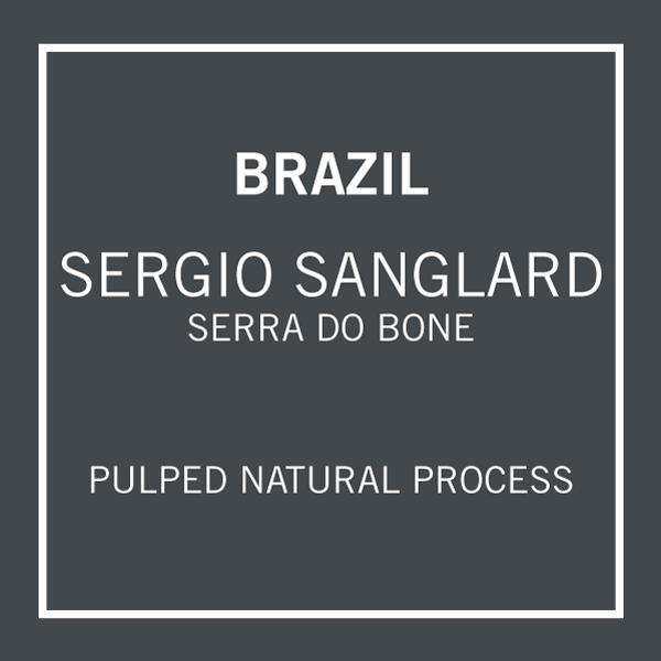 Brazil Sergio Sanglard Pulped Natural