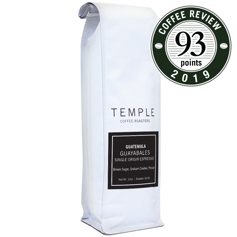 Guatemala Guayabales Single Origin Espresso
