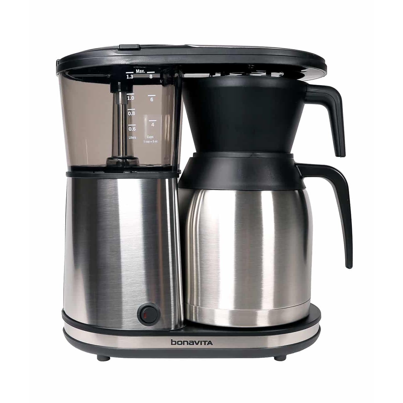 Bonavita 8-Cup Coffee Brewer with Stainless Thermal Carafe