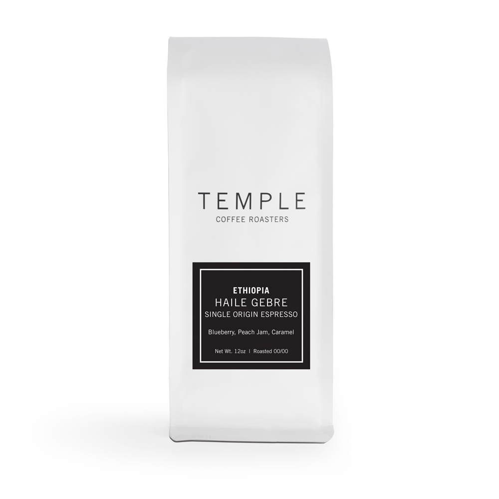 Ethiopia Haile Gebre Single Origin Espresso
