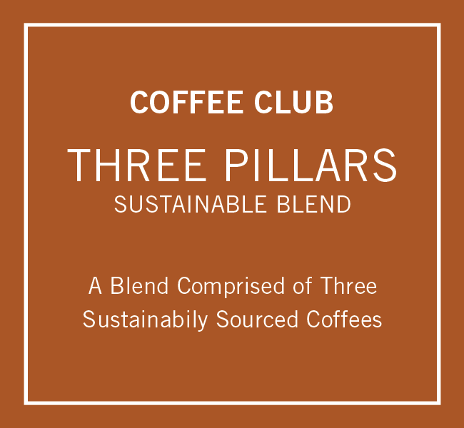 Three Pillars Coffee Club