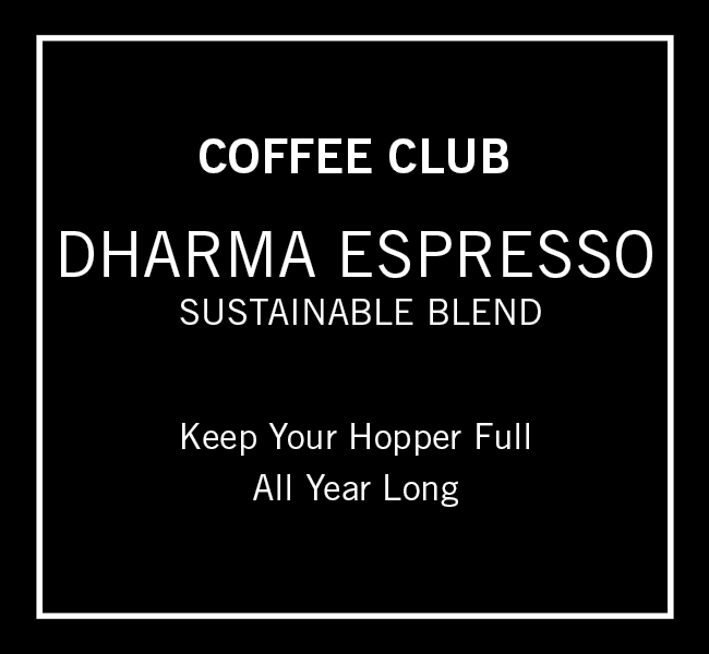 Dharma Espresso Coffee Club