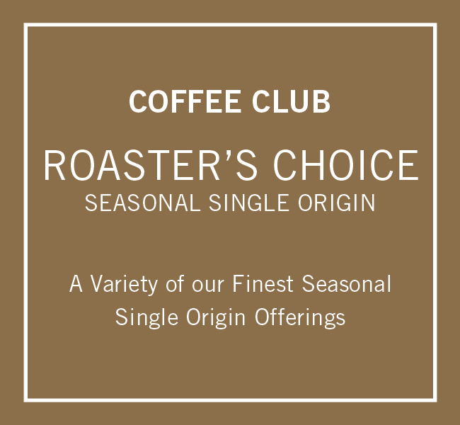 Roasters Choice Coffee Club