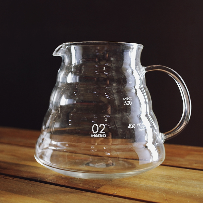 Hario V60 Range Server 600ml Clear