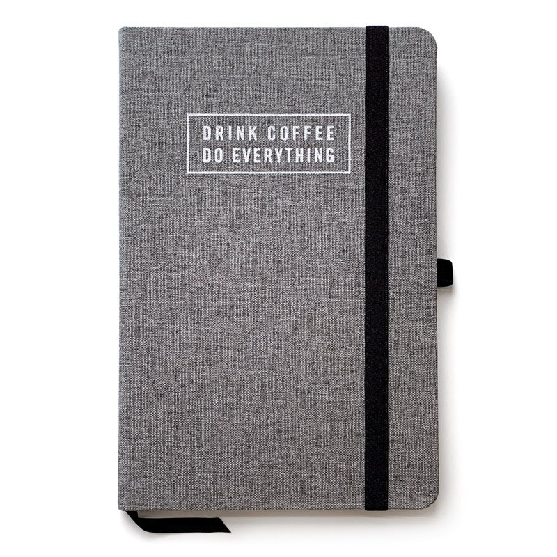 Drink Coffee Notebook