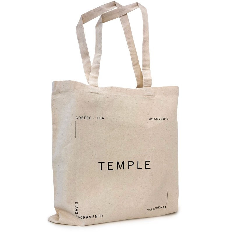 Temple Reusable Tote Bag