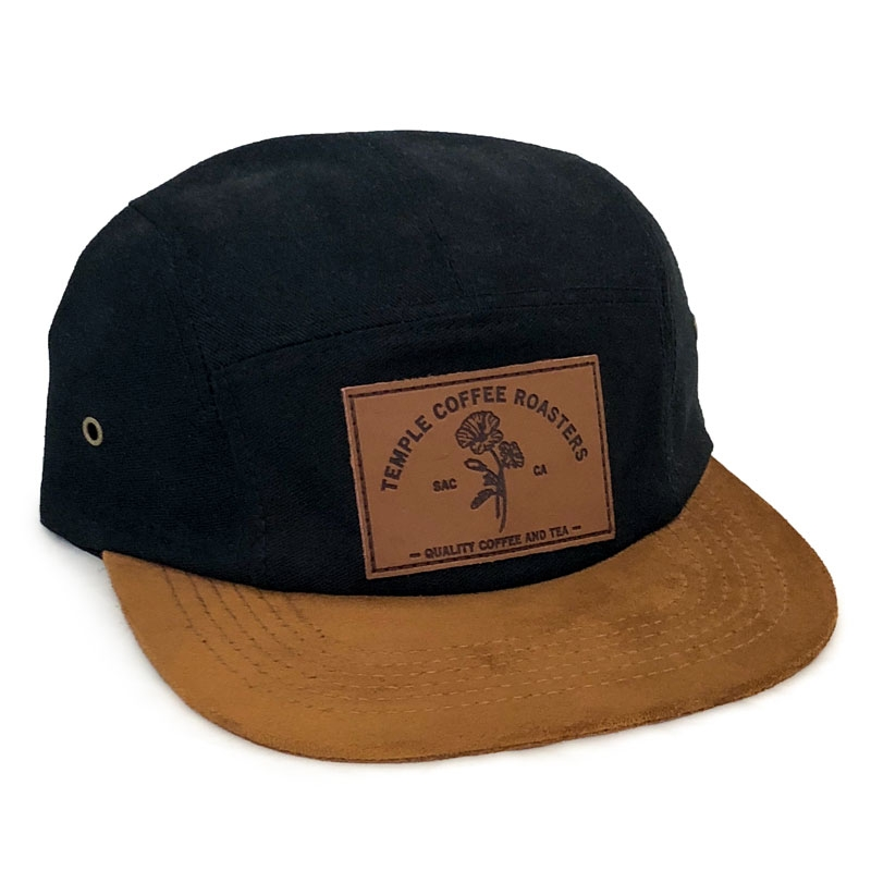 Temple Five-Panel Hat