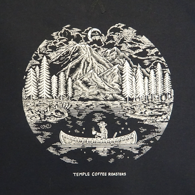 Temple Coffee NightCap Shirt