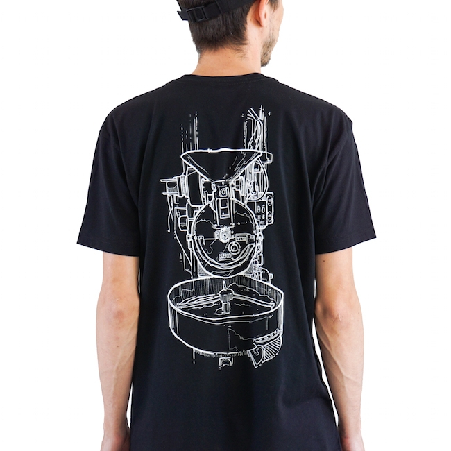 Temple Coffee Roaster T-Shirt