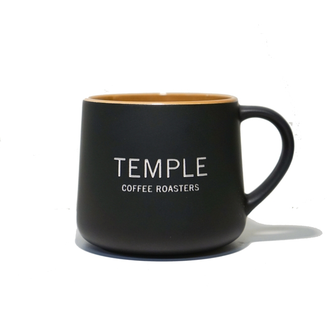 Temple Deep Etched Mug