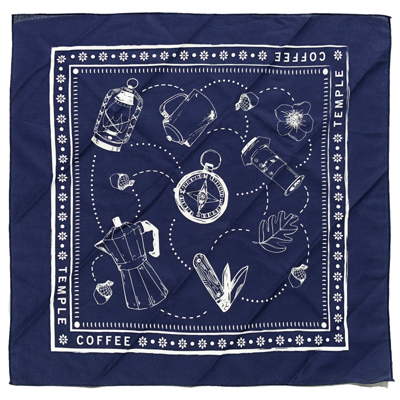 Temple Adventure Bandana